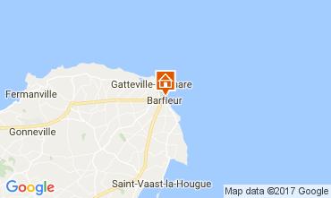 Map Barfleur House 107687