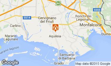 Map Aquileia Apartment 26155