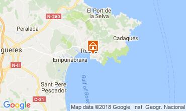 Map Rosas House 113589