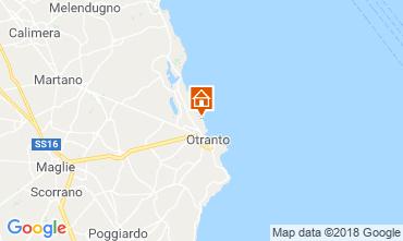 Map Otranto Villa 116510