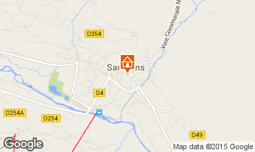 Map Samoëns Apartment 56597