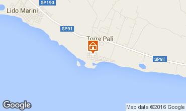 Map Torre Pali Apartment 94828