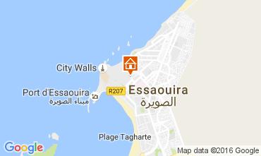 Map Essaouira Apartment 46300