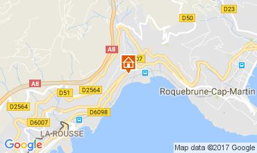 Map Monaco Apartment 107232