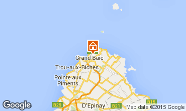 Map P�reyb�re Apartment 62591