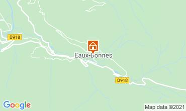 Map Gourette Apartment 112071