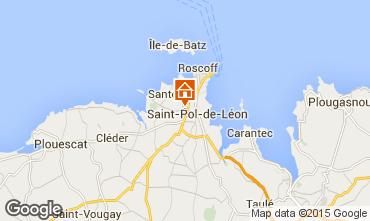 Map Saint-Pol-de-Léon House 80952