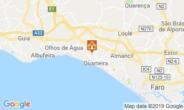 Map Vilamoura Apartment 113668