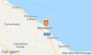 Map Monopoli Apartment 116067