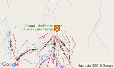 Map Risoul 1850 Apartment 103673