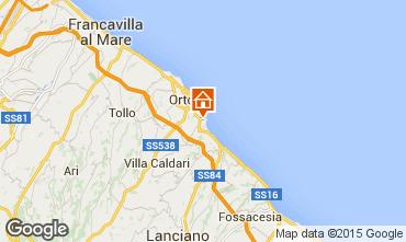Map Ortona House 71938