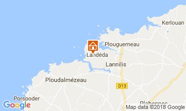 Map Landeda House 113687