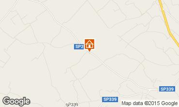 Map Pescoluse Apartment 84993