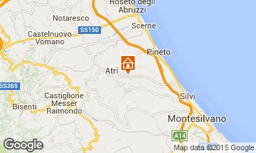 Map  Villa 49294