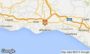 Map Albufeira Villa 45016