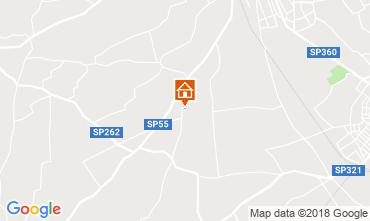 Map Matino Villa 116327