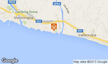 Map Vintimille House 40438
