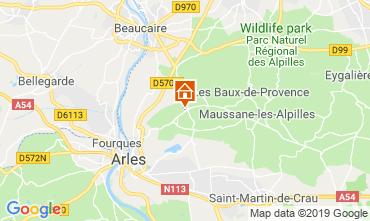 Map Fontvieille House 118578