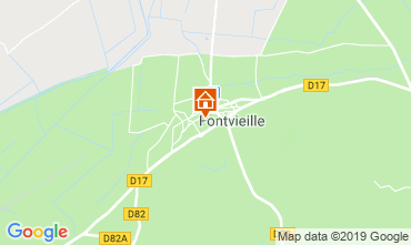 Map Fontvieille House 118578