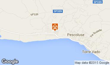 Map Pescoluse Apartment 86954