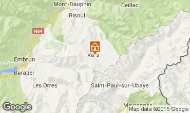 Map Vars Apartment 3616