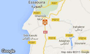 Map Essaouira House 72308