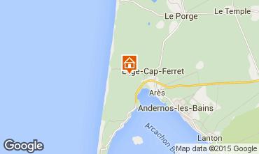 Map Cap Ferret Villa 92053