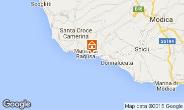 Map Marina di Ragusa Bungalow 94581