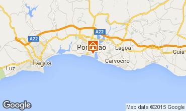 Map Portimão Apartment 62039
