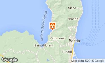 Map Farinole Villa 58943