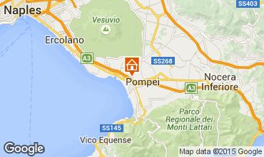 Map Pompei Apartment 26954