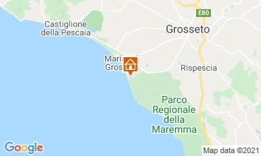 Map Principina a Mare Apartment 113139