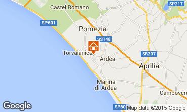 Map Ardea Apartment 85173