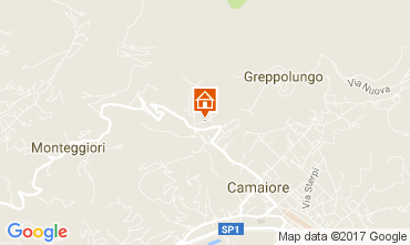 Map Camaiore House 71750