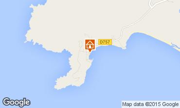 Map Porto Pollo Apartment 7881