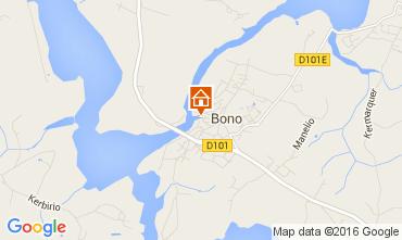 Map Le Bono House 102616
