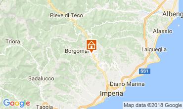 Map Imperia Apartment 114755