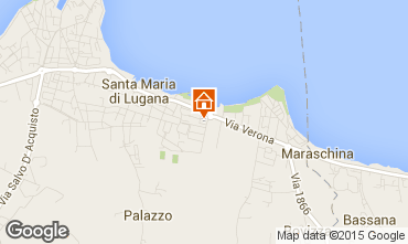 Map Sirmione Apartment 66203