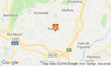 Map Rio Maior Villa 105698