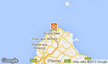Map Grand Baie Villa 5356