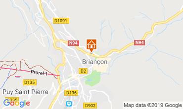 Map Briançon House 119306