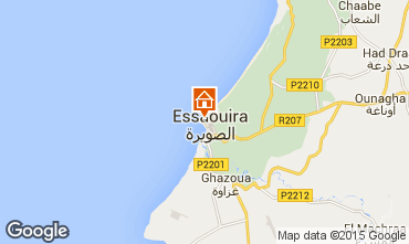 Map Essaouira House 91222