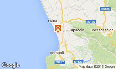 Map Paestum Apartment 78066