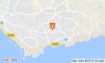 Map Saint Raphael Villa 113140