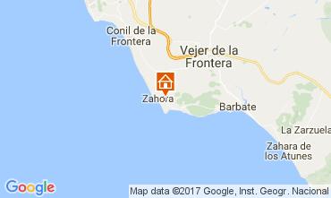 Map Barbate Villa 104021