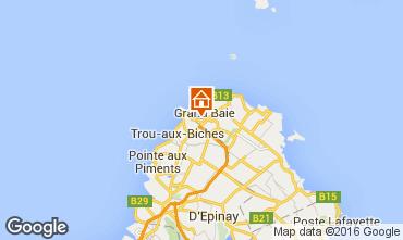 Map Grand Baie Apartment 69171