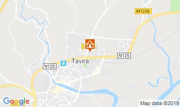 Map Tavira Apartment 119906
