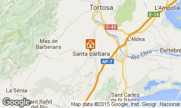 Map San Carlos de la Rápita House 69099