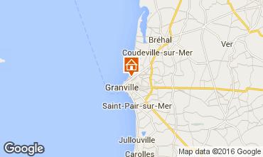 Map Granville Apartment 103166