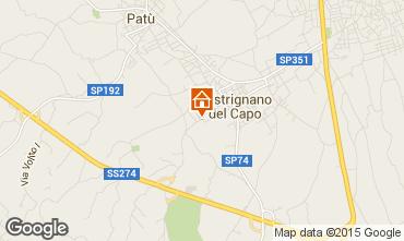 Map Santa Maria di Leuca Apartment 99046